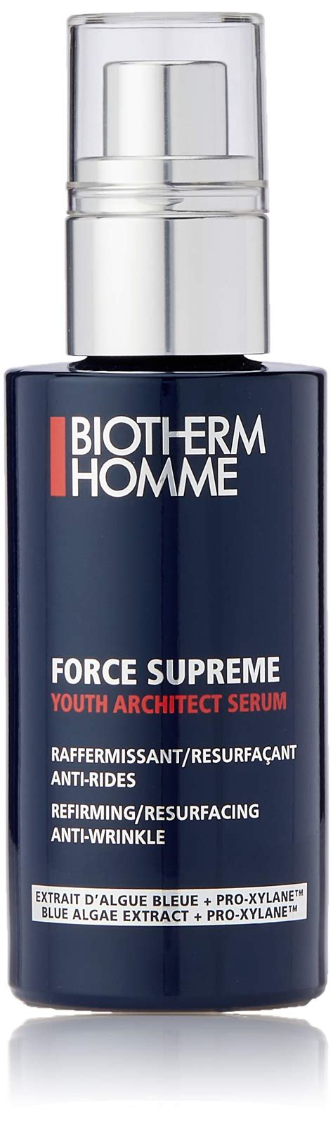 biotherm homme supreme 2016 new biotherm homme supreme
