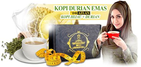 Kopi Durian Malaysia kopi durian emas kde kopi hijau durian produk by dr