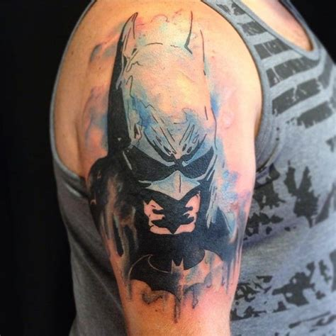 Batman Tattoo Uk | the 25 best ideas about batman tattoo on pinterest