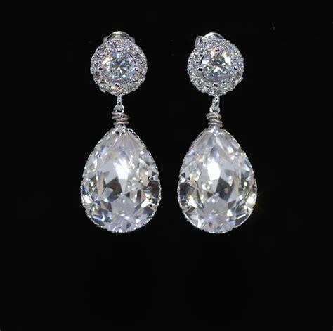 hochzeit ohrringe wedding earrings bridesmaid earrings bridal jewelry