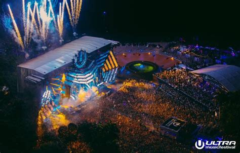 Ultra Music Festival Ticket Giveaway - raannt a celebrity interview magazine