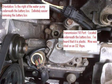 jaguar transmission problems 2002 jaguar x type transmission fluid level check caroldoey