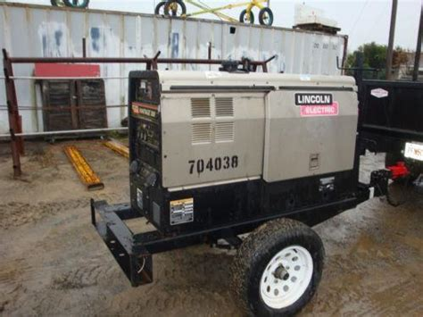 used lincoln welder lincoln welder gas engine lincoln free engine image for