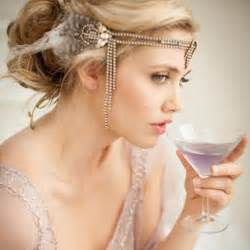 great gatsby hair styles images roaring 20 s inspired weddings and events