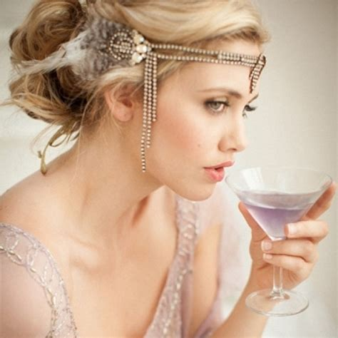 roaring 20 s hairstyles roaring 20 s inspired weddings and events