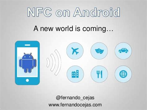 nfc on android nfc on android