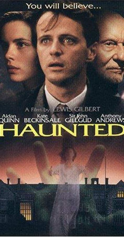 imdb actor with most movies haunted 1995 imdb