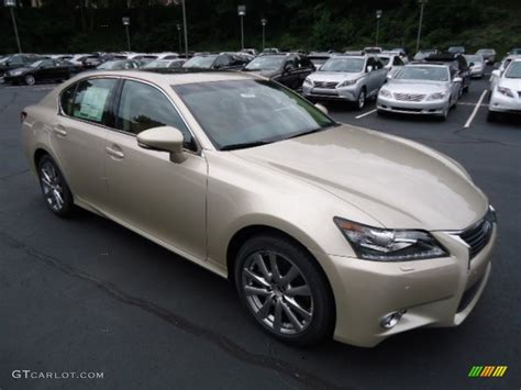 lexus satin cashmere metallic 2013 satin cashmere metallic lexus gs 350 awd 66122048