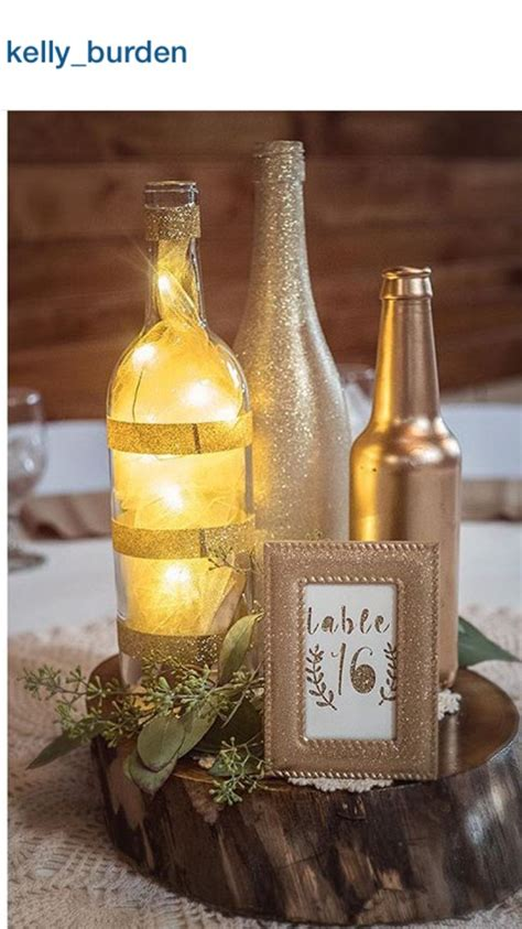 wedding centerpieces wine bottles best 25 bottle centerpieces ideas on wine