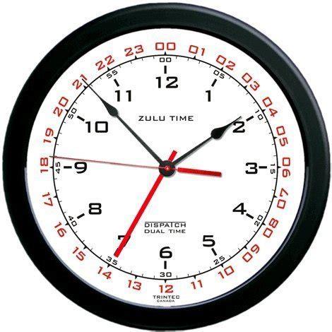 format date zulu zulu time wall clock 24 hour format