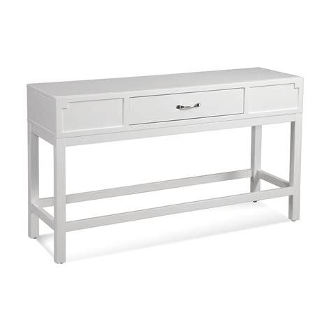 bassett sofa table bassett mirror company t2543 400ec zoe console table atg