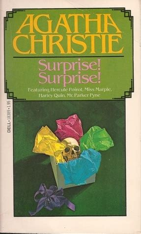 surprise surprise  agatha christie reviews