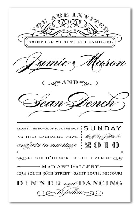 invitation design typography belletristics stationery design and inspiration for the