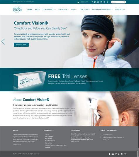 comfort vision comfort vision i concept
