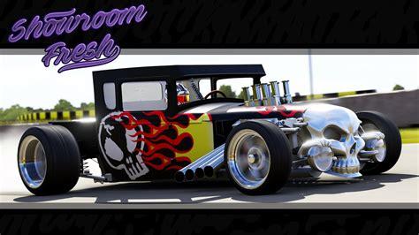 Hotwheels Bone Shaker Set 3 forza motorsport 6 2011 wheels bone shaker