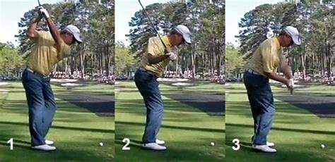 right elbow in the golf swing right forearm motion newton golf institute