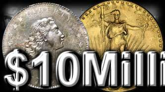 most valuable coins in the world 1794 flowing hair