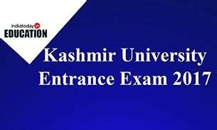 Kashmir university admit cards 2nd year of marriage