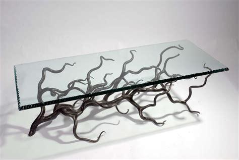 Tree Branch Coffee Table Branch Coffee Table Rectangular Reed Sculpture