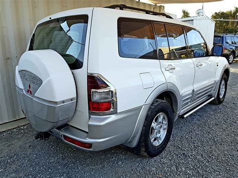 automobile air conditioning repair 2000 mitsubishi pajero seat position control automatic mitsubishi pajero exceed 2000 white used vehicle sales