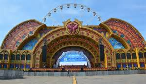 Outside Home Decor tomorrowland 2014 gigant stage