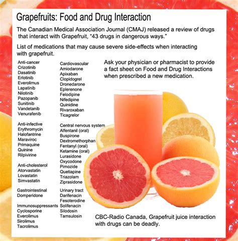 eating grapefruit before bed grapefruit medication spreading goodness and kindness