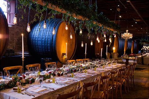 Venue Tour: Two Napa Valley Wedding Venues With World