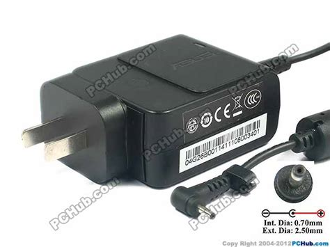 Adaptor Notebook Asus Eee Pc asus eee pc 1015b ac adapter laptop ad820m0