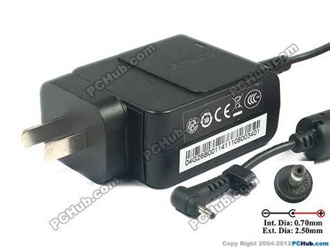 Adaptor Netbook Asus Eee Pc asus eee pc 1015b ac adapter laptop ad820m0