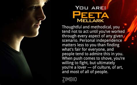 which hunger games character are you quiz zimbio