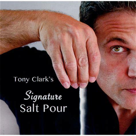 Insta Salt To Silk salt pour by tony clark trick salz magiccenterharri