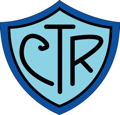 { Mormon Share } CTR Shield   Blue