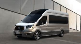 Ford Transit 2015 Ford Transit Gets Attention From Tuning