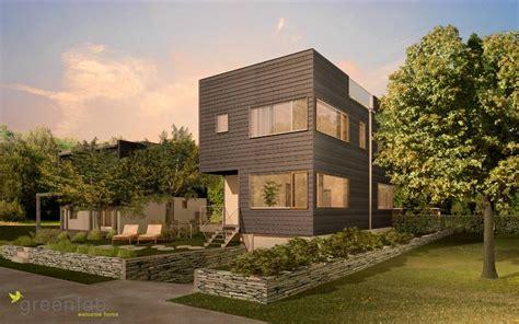 modular homes seattle jetson green platinum modern prefab drops in seattle