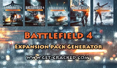 battlefield 4 free expansion packs