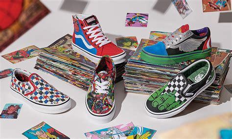 Vans Marvels Comic vans x marvel sneaker pack release date price more info