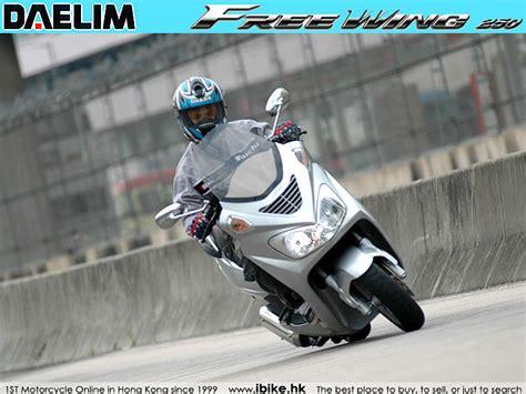i bike testo daelim s2 250 free wing ilk 600km testi