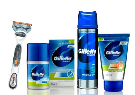 gillette mens grooming products closed win a year s supply of shaving products with