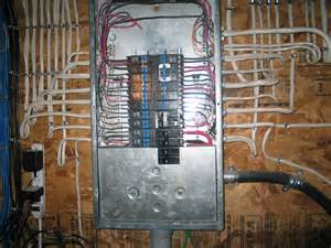 house electrical panel wiring diagram wiring diagram