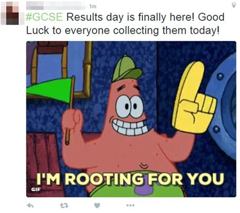 Gcse Results Meme - nervous pupils flood social media with hilarious results