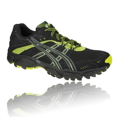 water resistant trail running shoes asics gel trail attack 6 water resistant trail running