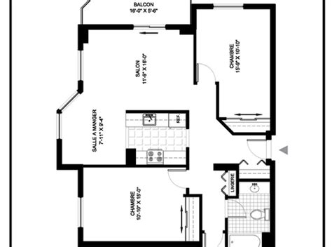 plan maison 4 chambres 騁age maison pour personne age photo residence pour personnes