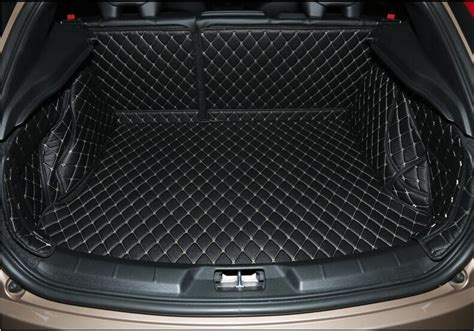 good quality special car trunk mats  volvo    waterproof boot carpets cargo liner