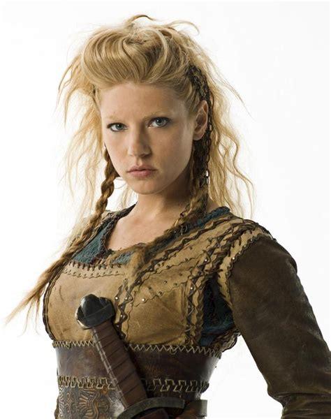 hair styles from the vikings tv show vikings lagertha katheryn winnick tv shows usa