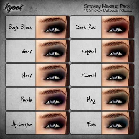 Makeup Pac second marketplace kyoot smokey makeup pack i