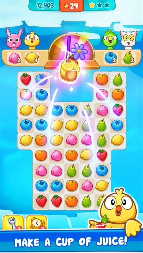 Panda Juice Iphone All Hp app shopper panda juice matching 3 fruit land puzzle