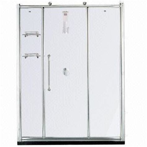 what are shower doors made of shower door made of aluminum alloy and tempered glass