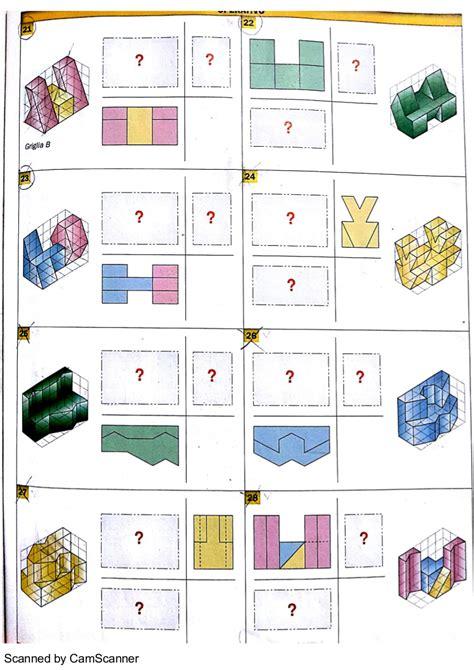 proiezioni ortogonali lettere www istitutocomprensivofermi gov it disegni per