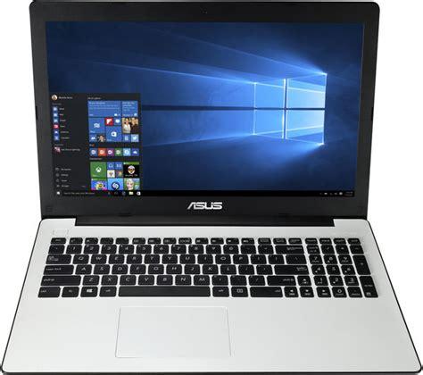Asus X553sa 15 6 Inch Laptop asus x553sa 15 6 quot laptop white livesafe unlimited 2016 deals pc world