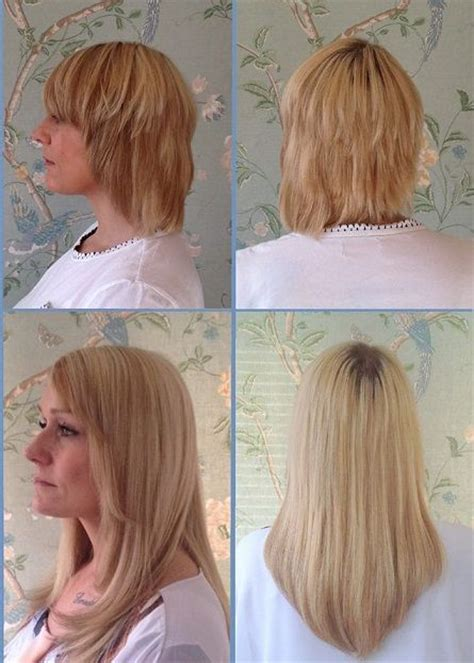 hairpieces to thicken short hairstyles 1000 images about hair extensions on pinterest bobs